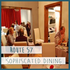 Mossel Bay Restaurant route 57